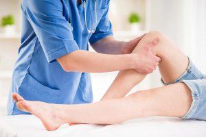 Fisioterapia e podologo